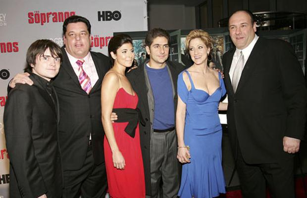 "Six For ""Sopranos"""