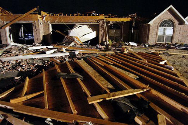 Storms Batter Midwest