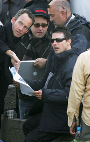 Making Mission: Impossible III