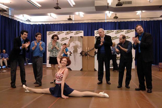'Drowsy' Rehearsal