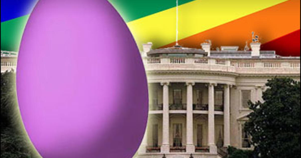 White House Easter Gay Friendly