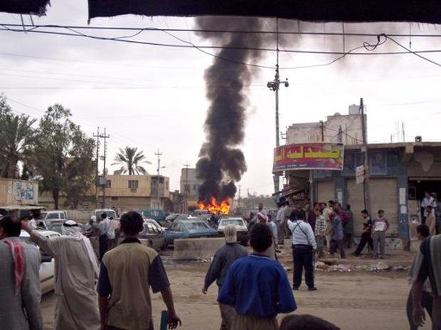 Iraq Photos: <br>April 10 -- 16