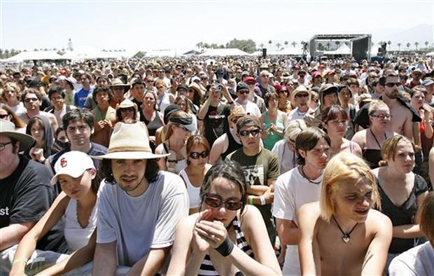 Sounds Of Coachella