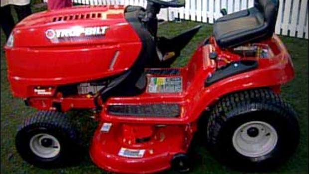 Man Riding Lawn Mower : Thomas marrone pa man charged with dui while riding