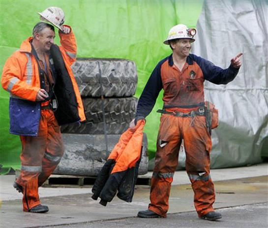 Australia Mine Ordeal