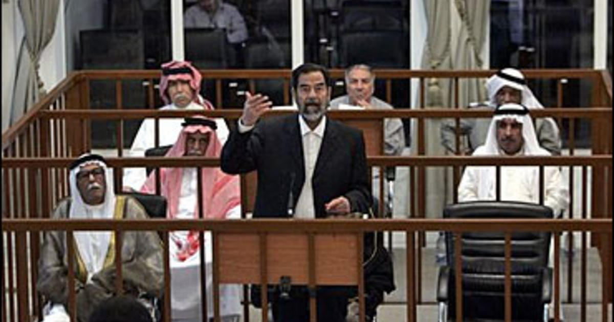 the need for stopping saddam husseins ruling of iraq ^ february 2005 democracy sparks iraq's need for more electricity technicians in named its first ambassador to iraq since saddam hussein's forces invaded.