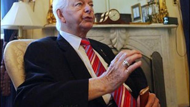 Sen. Robert Byrd, D-W.Va., in Capitol Hill interview, 5-31-06