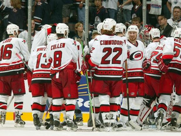 2006 Stanley Cup: <br>Game 4