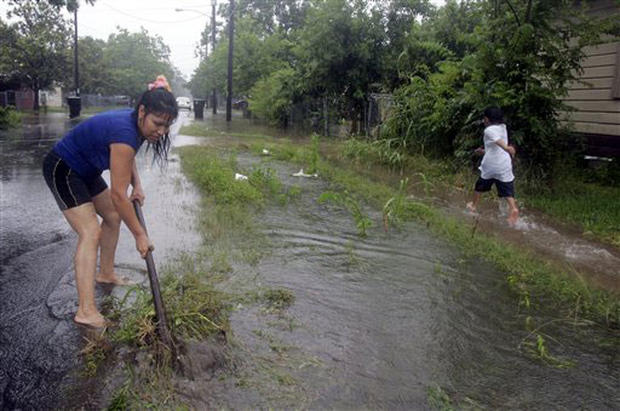 Houston Downpour
