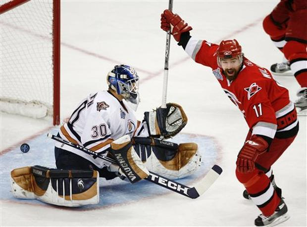 2006 Stanley Cup:<br> Game 7
