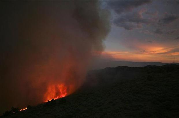 Nevada Fires