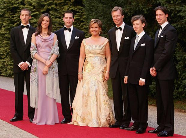 A Royal Gathering