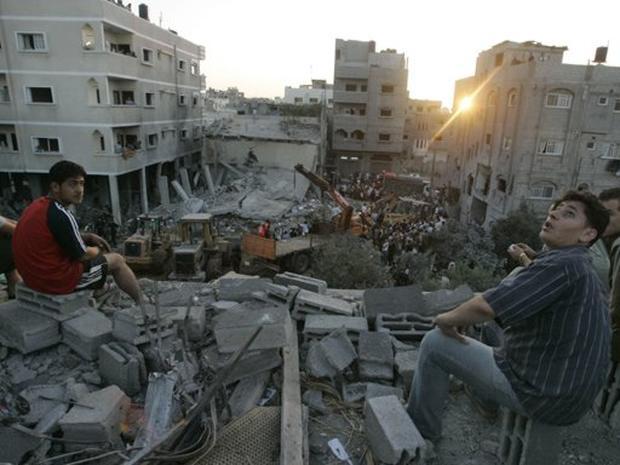 Gaza Strikes