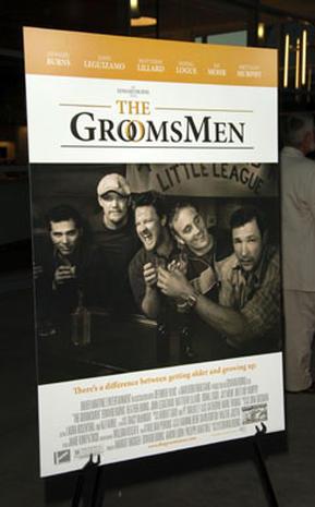 'Groomsmen' Premieres