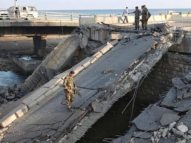 Lebanon Border Raids