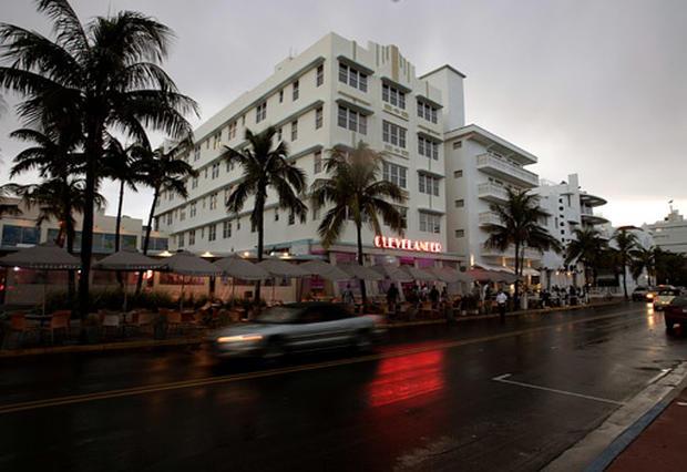 'Miami Vice' Style