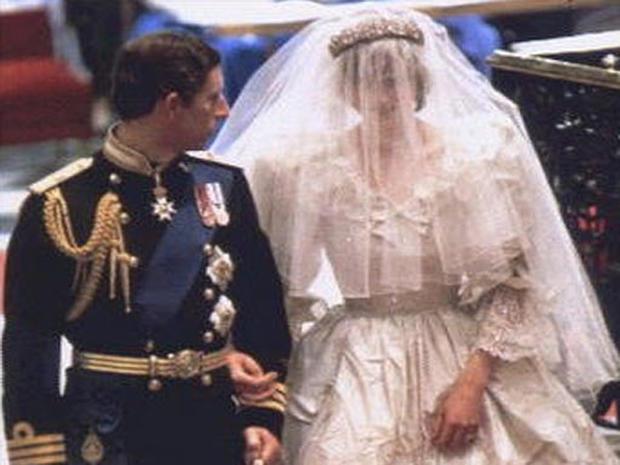 Trevor Rees Jones Invited Royal Wedding: Diana's Majestic Wedding