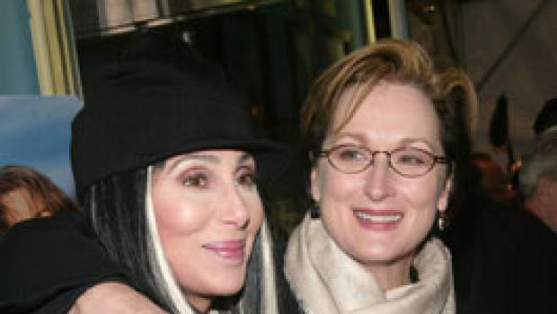 Cher and Meryl Streep rescued woman from attack