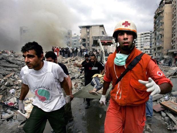 Assault On Lebanon