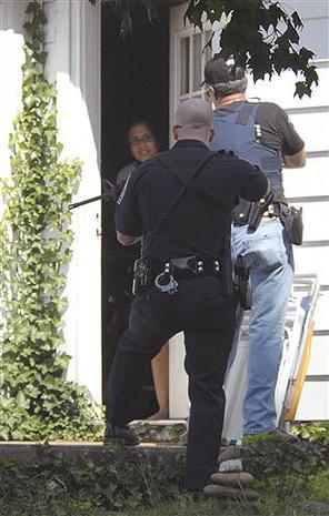 Virginia Manhunt