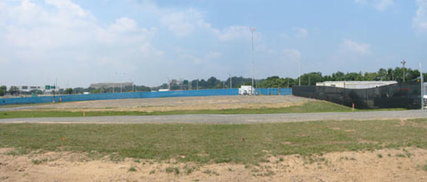 Pentagon Memorial Plans