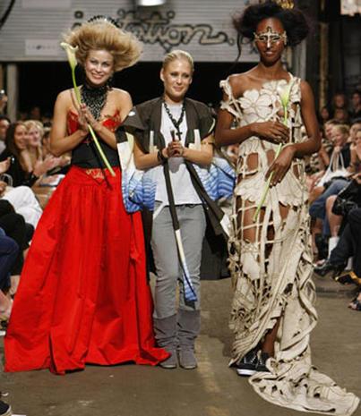 New York Fashion Week Follies
