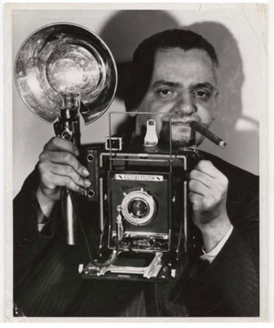 The Dark Photos Of Weegee