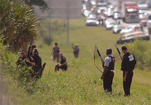 Florida Manhunt