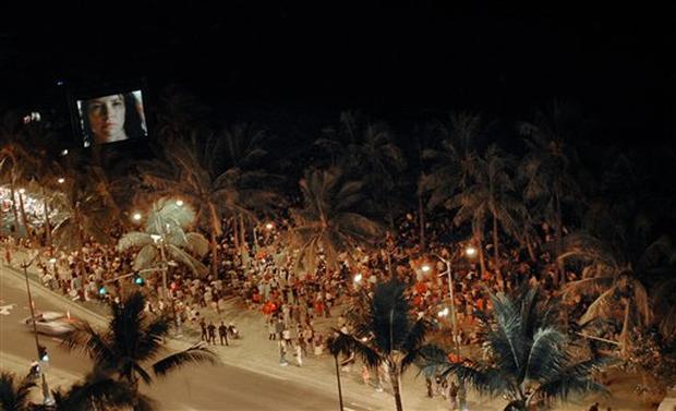 'Lost's' Big Premiere