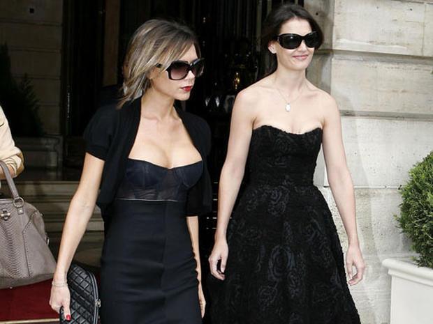 Katie & Victoria Do Chanel