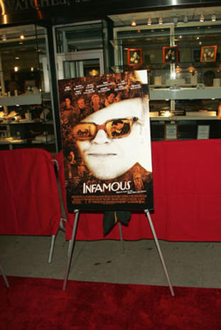 New York Gets 'Infamous'