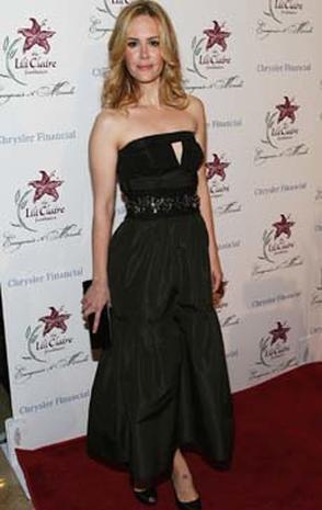 Stars Shine For Lili Claire