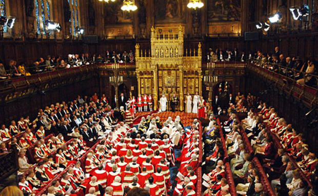 British Parliament Opens