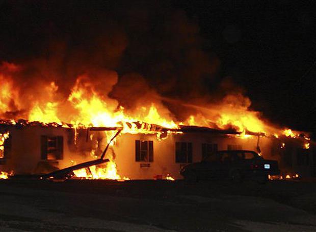 Group Home Blaze