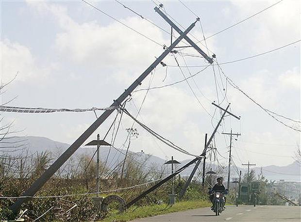 Typhoon Tragedy