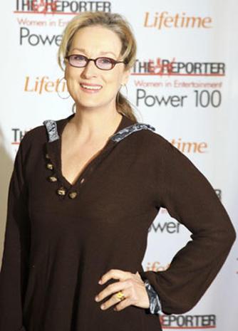 Celebrating Streep