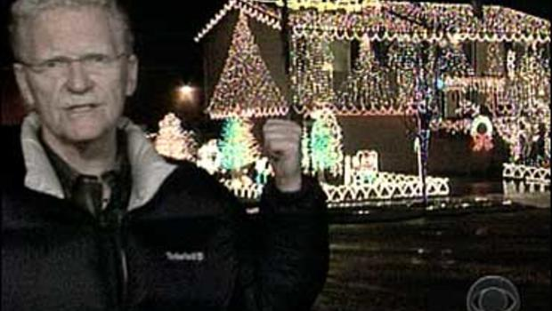 Geist--Brightly decorated house in Pickerington, OH