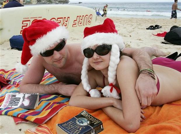 Christmas Day 2006