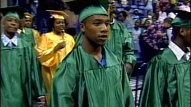 Bowers--Making the Grade; Cincinnati high school