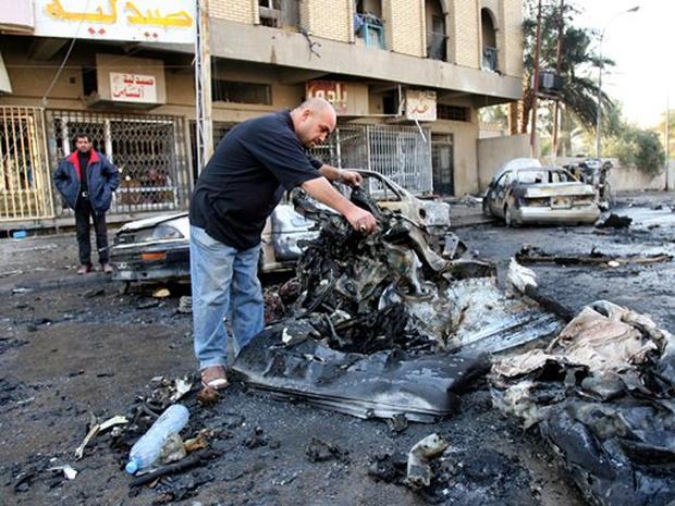 Iraq Photos: Dec. 25 -- Dec. 31