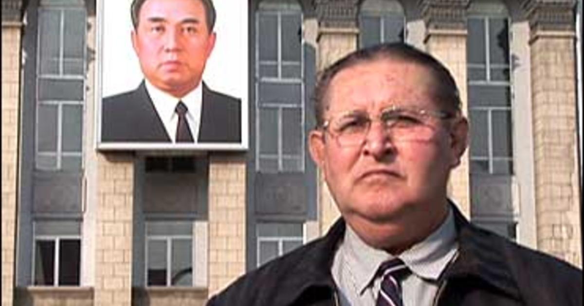 North Korea Defected >> Joe Dresnok: An American In North Korea - CBS News