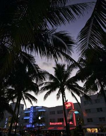 Hot Times In South Beach