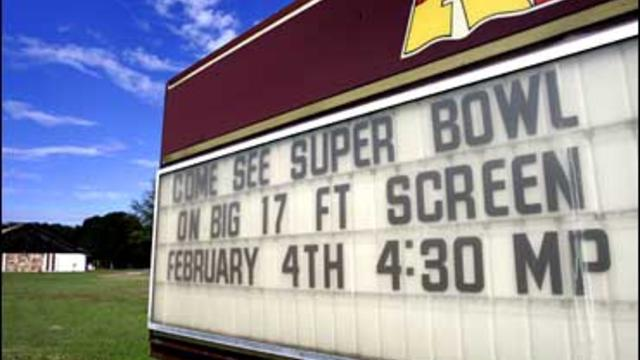 Super Bowl, churches, parties