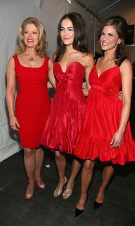 Stars In Scarlet