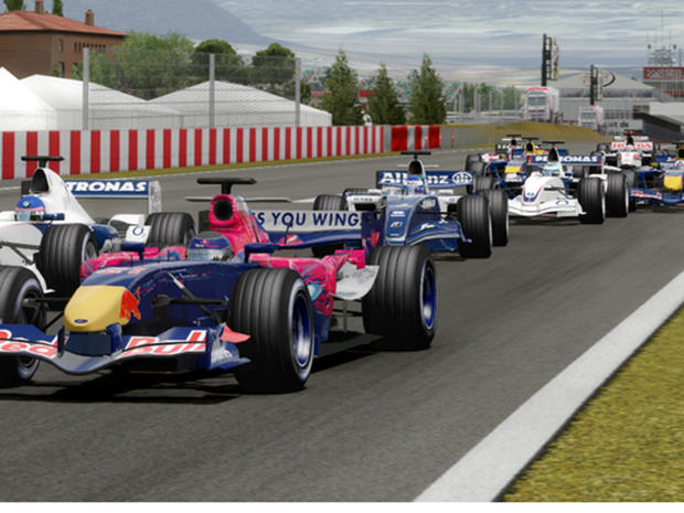 Formula One Championship Edition - Photo 14 - Pictures - CBS