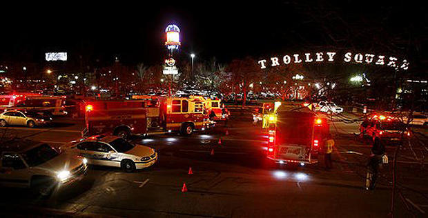 Utah Mall Shooting Photo 1 Pictures Cbs News