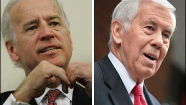 Sen. Joe Biden, Sen. Dick Lugar, Face The Nation