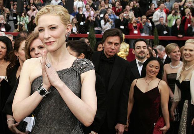Oscar Close-Ups