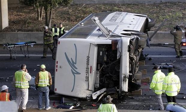 Deadly Bus Crash