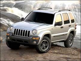 2004 Jeep Liberty, SUV, Sport Utility Vehicle